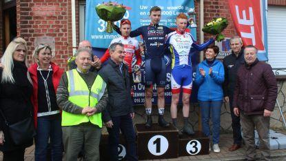 Lindense Wielervrienden ontvangen 99 renners voor hun koers