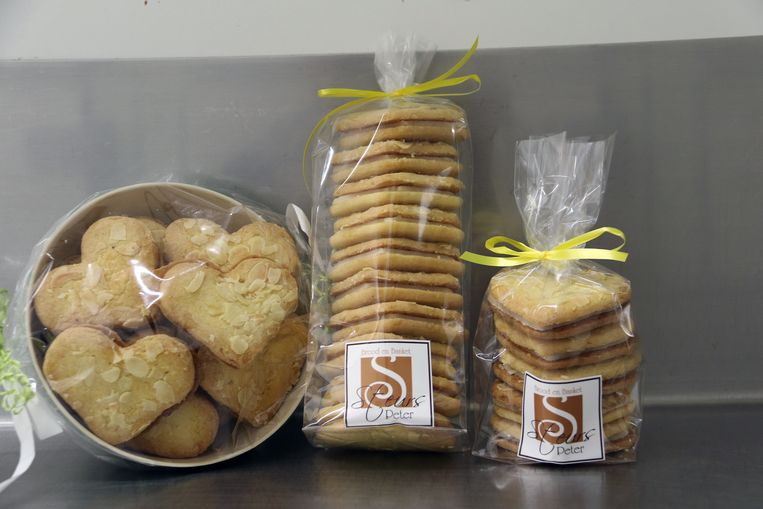 Geelse Hartjes van bakker Peter Steurs.