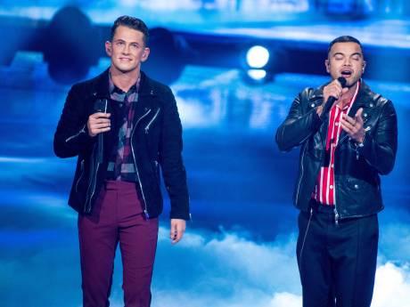 Alphenaar Menno moet als eerste naar huis in finale The Voice