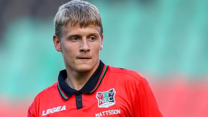 Mattsson wil bij NEC woorden van Van der Vaart waarmaken: 'Een grote eer dat hij zo over mij praat'