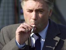 Ancelotti mag bij Bayern geen sigaretje meer opsteken