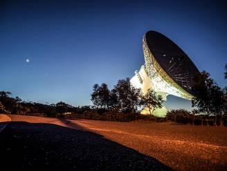 Grondstation ESA ontvangt signaal van 1,44 miljard km ver uit de ruimte