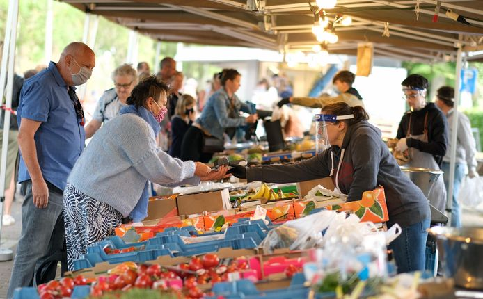 Zaterdag 8 mei is er een moederdagactie op de markt in Ieper.