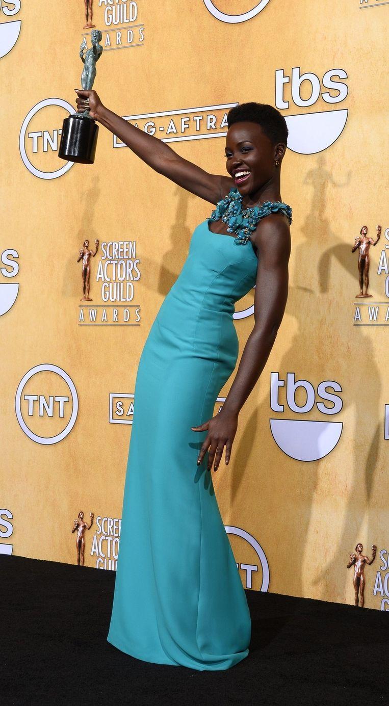 Lupita Nyong'o, Beste Vrouwelijke Bijrol Beeld epa