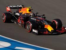 Sergio Pérez gebruikt vierde motor en start vanuit pits na mislukte kwalificatie