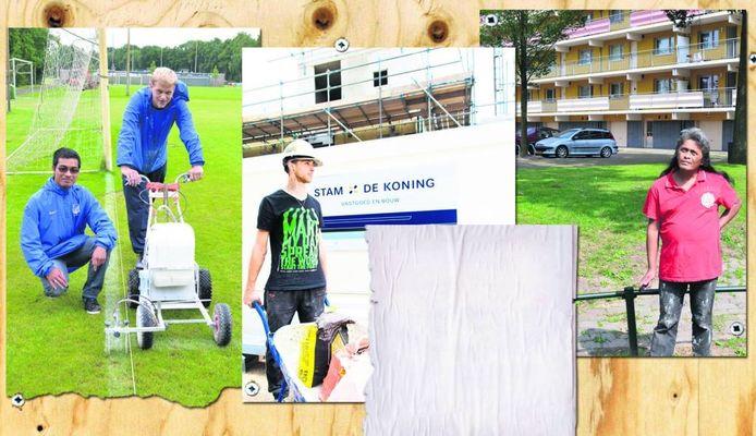 Eindhovense (ex-)daklozen aan het werk zetten, is de inzet van project Echt Werken.