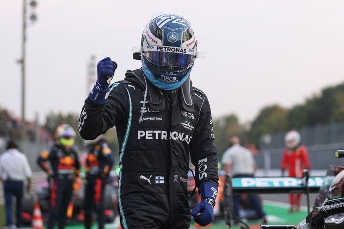 Valtteri Bottas start morgen vooraan.