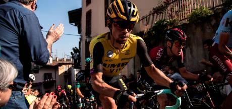 Giro-renners mogen nu écht de bergen in