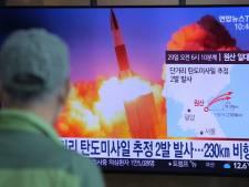 La Corée du Nord a tiré de nouveaux projectiles en mer du Japon