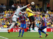 Watford en Crystal Palace blijven steken op gelijkspel