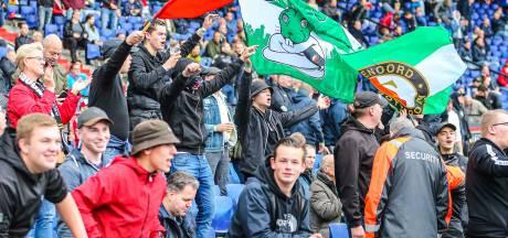 Bij Ajax-AZ en Feyenoord-Vitesse mogen er weer fans in het stadion, maar NAC heeft pech