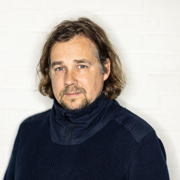 Rikkert Harink, docent Fotoacademie.