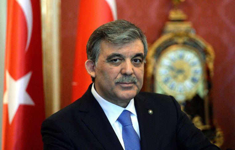 Abdullah Gül Beeld afp