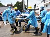 Ziekenhuis Mexico loopt onder, 16 patiënten komen om door uitvallen zuurstofapparaten