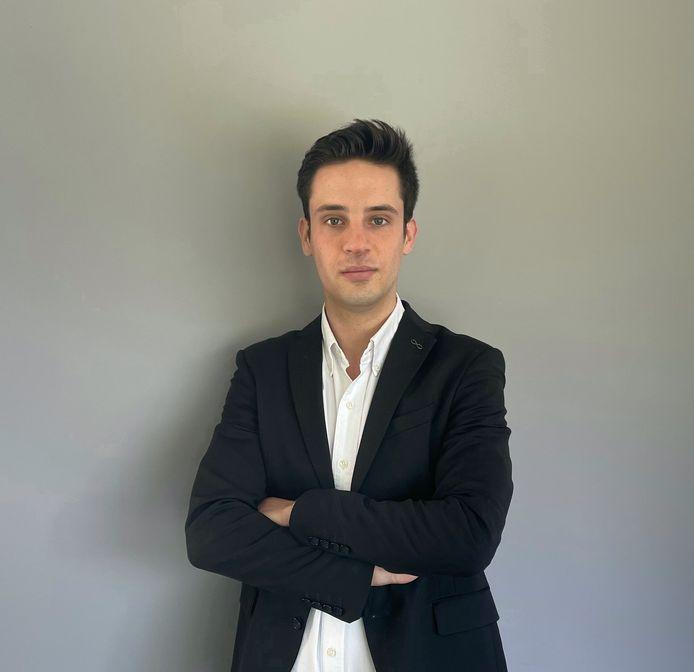 Cas De Schinkel wordt één maand CEO van Adecco Group Belux.