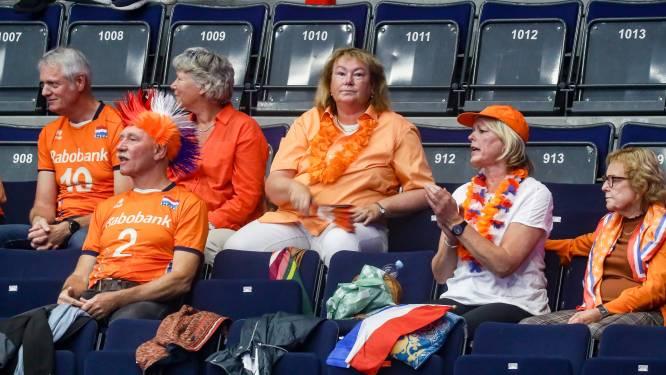 Volleyballers al zeker van achtste finales EK