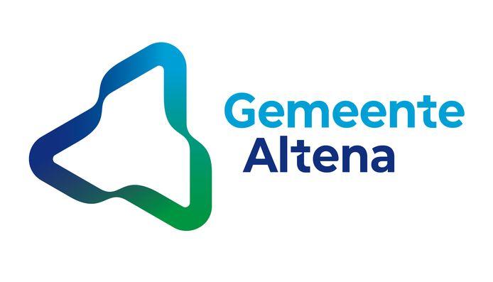 Het logo van de gemeente Altena.