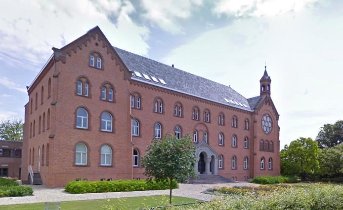 Het Reynaertcollege aan de Carmelweg in Hulst.
