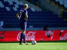 Un Sporting d'Anderlecht insipide et impuissant contre Courtrai