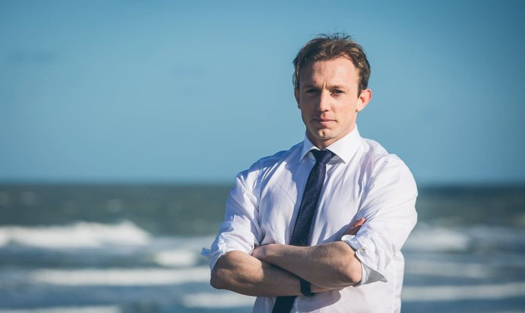 Maarten Claeys doet voor het eerst mee aan de nationale verkiezingen