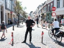 Centrum Doesburg afgesloten? Fietsers hebben daar lak aan