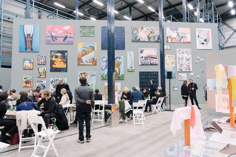 'De kans dat we in februari open mogen acht ik nihil', zegt Art Rotterdam-directeur Fons Hof. Beeld Almicheal Fraay / Art Rotterdam