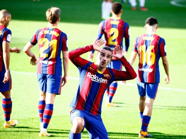 Sierd de Vos gaat los op heerlijke goal Antoine Griezmann