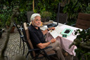 Gerard Greven heeft een boek geschreven over zijn vader die tijdens de Tweede Wereldoorlog dwangarbeider was in Duitsland. Het boek is gebaseerd op 66 brieven van zijn vader aan zijn geliefde.