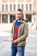Ralf de Groot (33) uit Arnhem: ,,Deze versoepeling is een begin om weer terug te gaan naar het normale leven.''