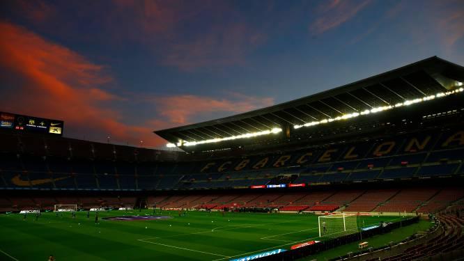 Voetbal vandaag | Deze duels staan op het programma in de Europese topcompetities