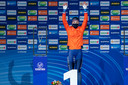 Femke Kok won ook dit weekend beide omlopen op de 500 meter.
