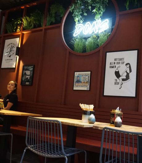 Don's Noodle Shop open: gelukskatten, hip hop en 'Ride it my pho-ny' noedelsoep