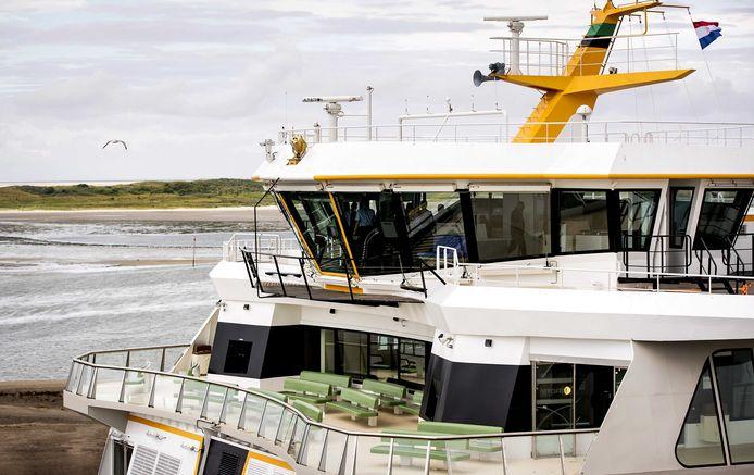 Eilandbewoners zijn afhankelijk van de veerboot, zoals die tussen Den Helder en Texel.