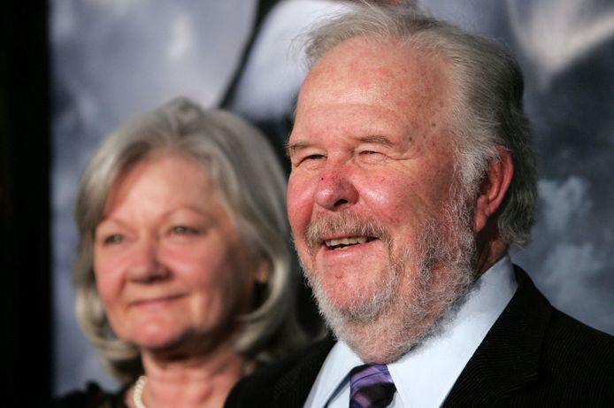 Ned Beatty et sa femme Sandra Johnson.