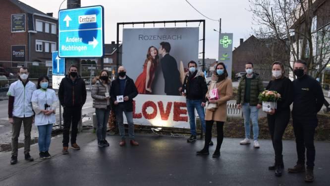 Handelaars Brugsesteenweg lanceren het perfecte Valentijnscadeau