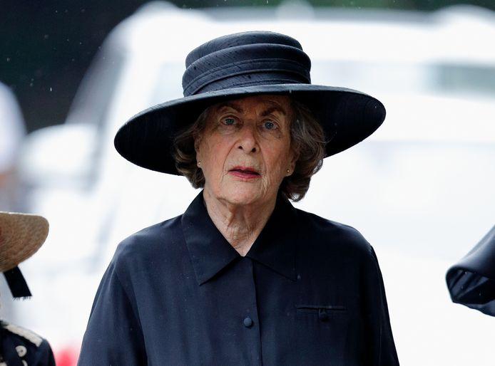 Patricia Earl, la gouvernante en chef de la Reine d'Angleterre.