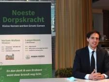 Op foutjes was Wopke Hoekstra in Vortum-Mullem niet te betrappen, wel op aanmatigend gedrag
