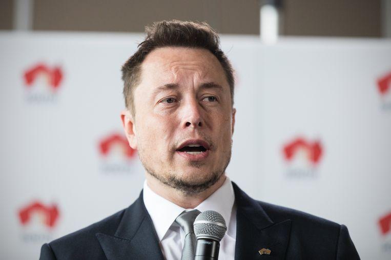 Ook Elon Musk investeerde al in Stripe. Beeld EPA