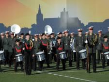 Taptoe 's-Hertogenbosch vervroegd vanwege grasmat De Vliert; streetparade gaat niet door