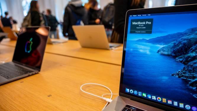 """Ook Apple getroffen door tekorten? """"Productie van Macbooks en iPads loopt vertraging op"""""""