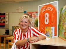 Schooljuf van Sneijder: Wes blijft altijd een kind van Ondiep