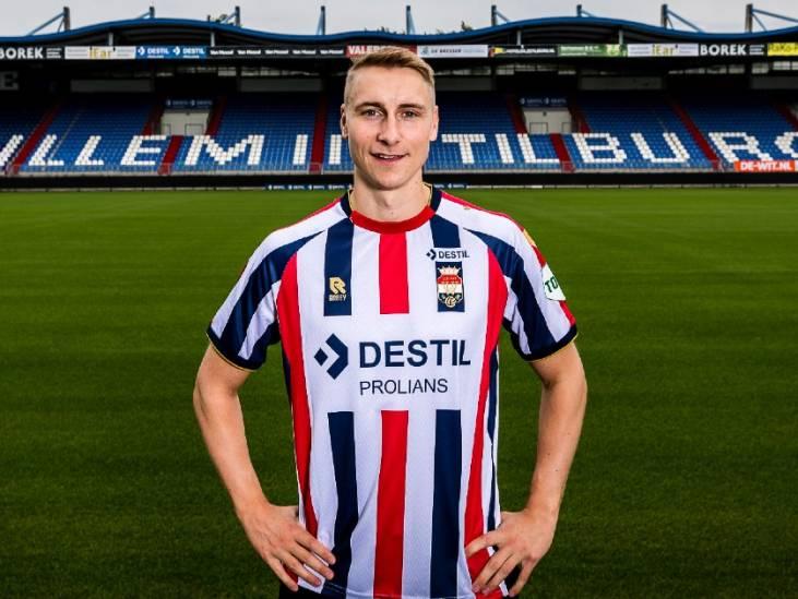 Willem II versterkt defensie verder met transfervrije Jenssen