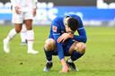 Schalke staat 9 punten achter op de veilige nummer 15.