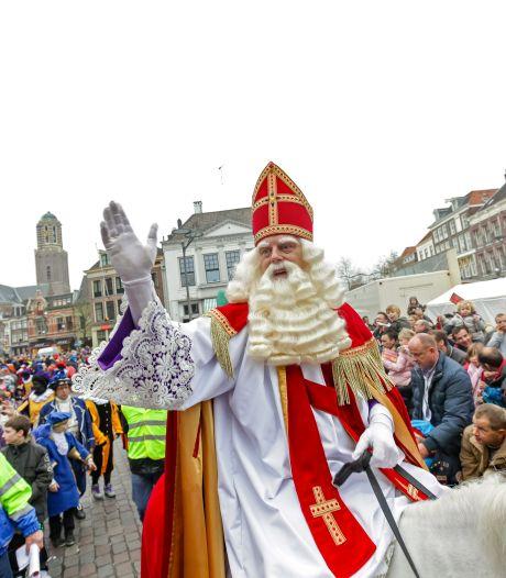 Onzekerheid of sinterklaasintochten in regio Zwolle als vanouds kunnen: 'Alleen als het veilig is'