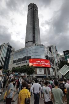 Un gratte-ciel tremble et sème la panique à Shenzhen