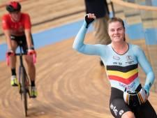 Lotte Kopecky championne du monde de la course aux points