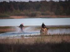 Nieuwsoverzicht | Lintjesregen in Brabant - Wildcrossers sjezen langs broedende vogels in natuurgebied