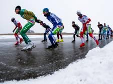 Rutte laat toch mogelijkheid onderzoeken voor marathons op natuurijs