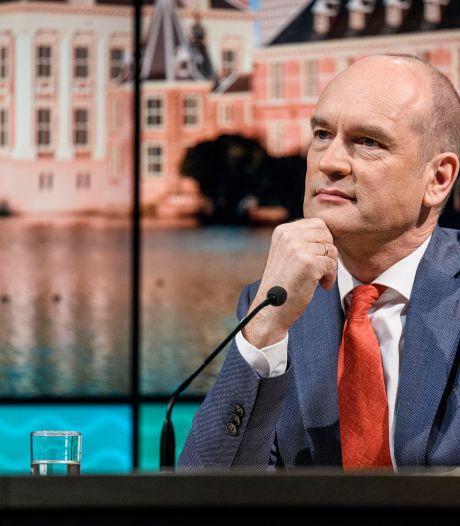 Gert-Jan Segers: 'Jongeren krijgen plek aan formatietafel, dat beloof ik'