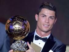 Overzicht wereldvoetballers van het jaar